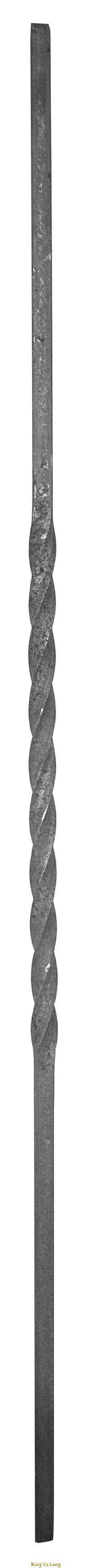 KYL-0001A H900mm  12x12 平面素鐵