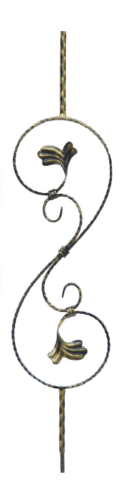 KYL-2392 (W200xH550xH900mm) 7x14鍛痕紋
